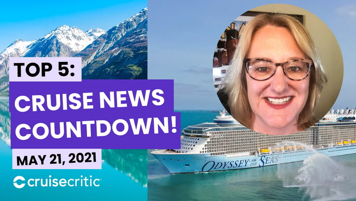 CRUISE NEWS Countdown! This Week's Top 5 Stories