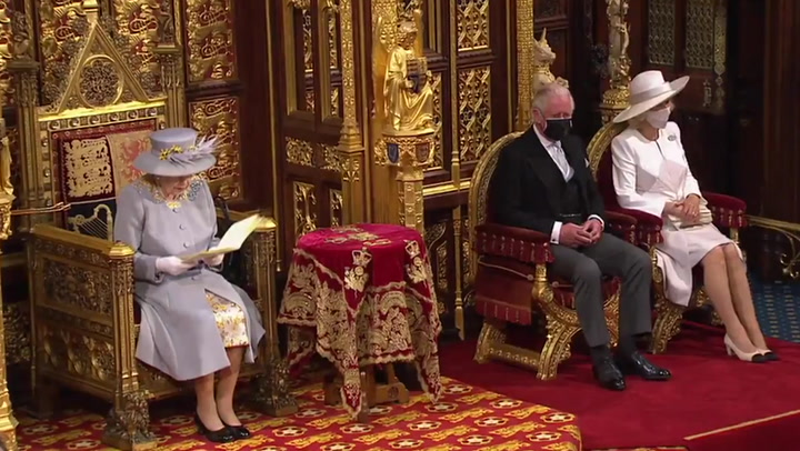 Queen's Speech unveils plans to ban conversion therapy