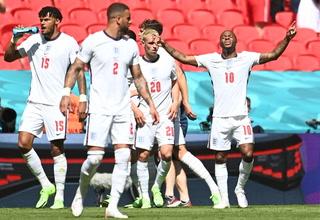 Inglaterra debuta en Eurocopa con victoria 1-0 sobre Croacia en Wembley