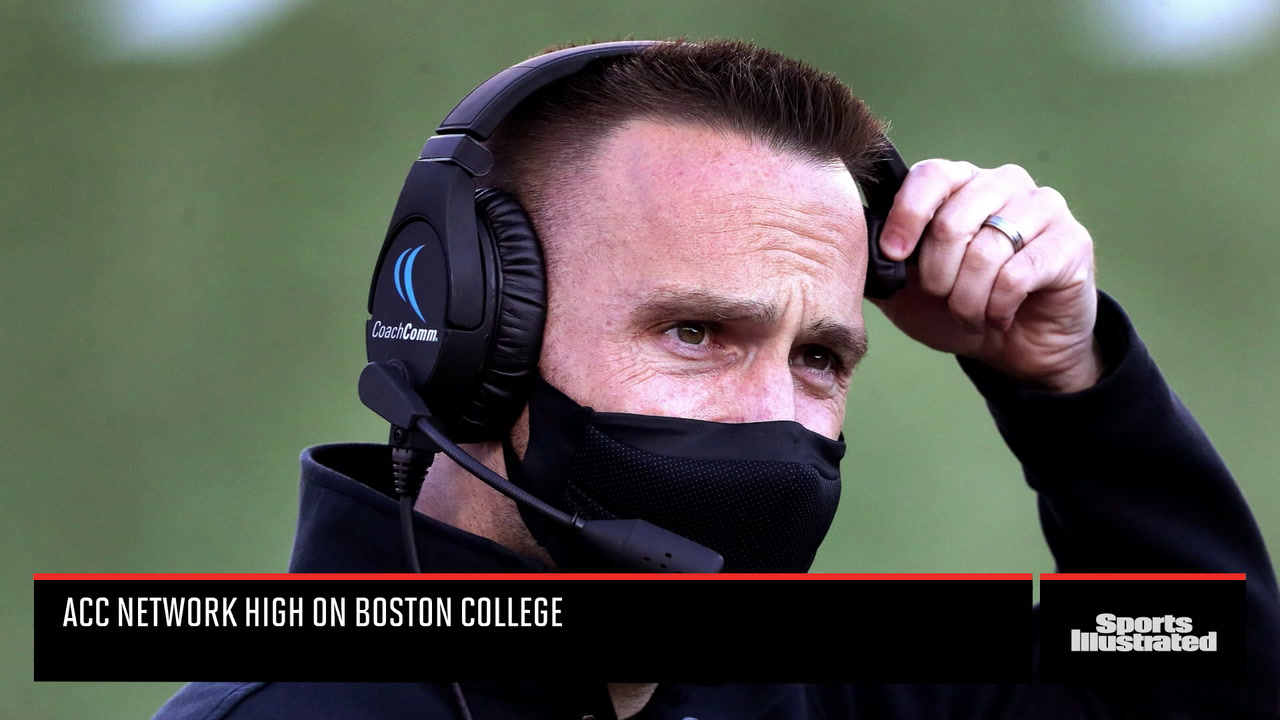 ACC Network High On Boston College Football