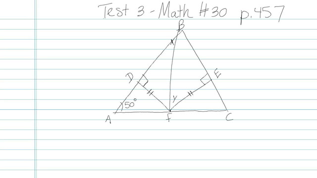 Test 3 - Math - Question 30