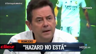 En Real Madrid no aguantan más la situación de Hazard: