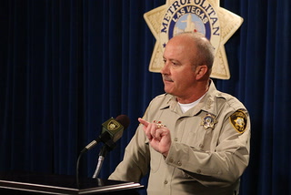 LVMPD release details on two most recent officer involved shootings