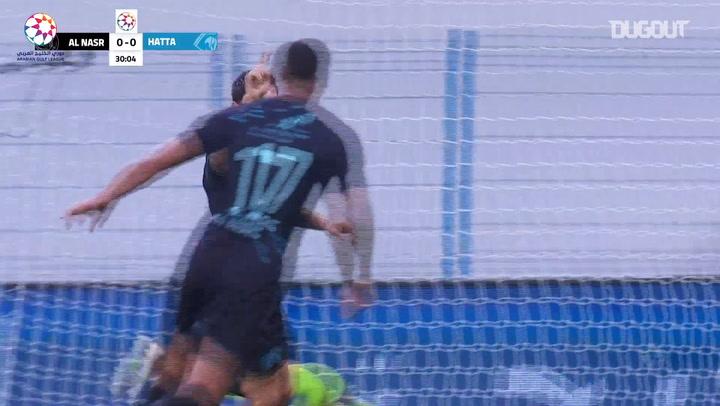 Highlights: Hatta 0-3 Al-Nasr