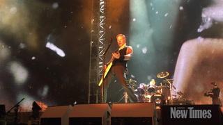 Metallica in Phoenix