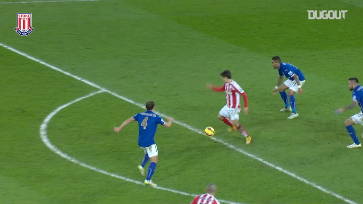 Team Goals: Bojan Finishes Off Leicester