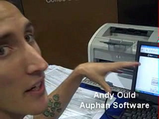 Western 2009: Auphon demos integrated online ordering