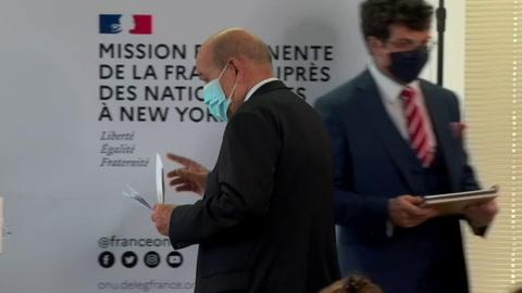 La UE respalda a Francia en crisis diplomática con EEUU y Biden cede facilitando viajes