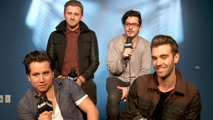 Shows: Top 20: AUTHORS or ARTISTS  American Authors Get Quizzed by Fuse