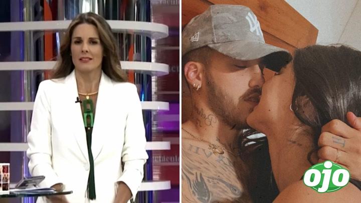 Rebeca Escribens indignada al saber que Ivana Yturbe se cambiará el apellido cuando se case con Beto da Silva