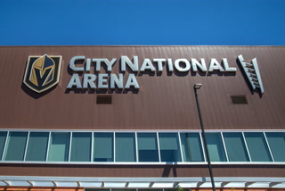 City National Arena will reopen to the public at 5 p.m. Friday.