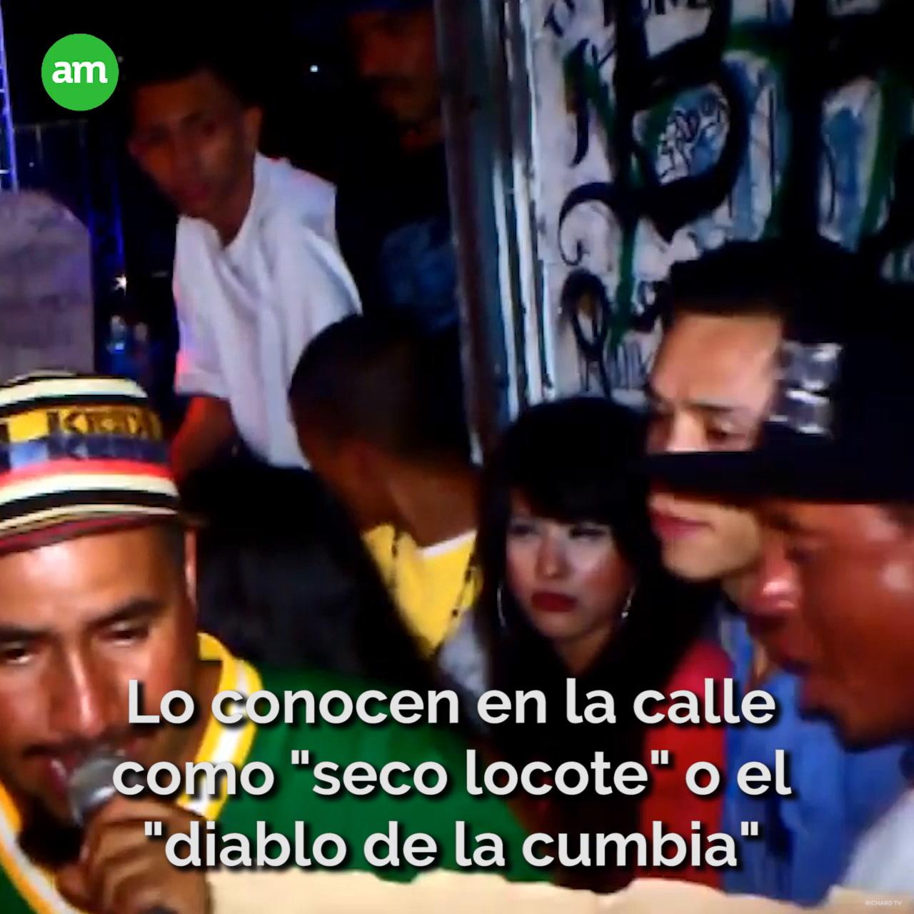 Video: 'La Cumbita' el rey sonidero de León