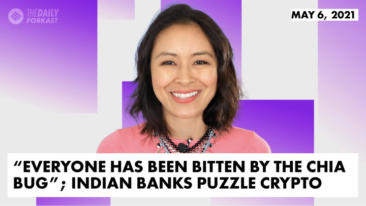 'Everyone Has Been Bitten By The Chia Bug'; Indian Banks Puzzle Crypto