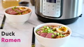 Thumbail image of Instant Pot Duo Plus 9-in-1 Smart Cooker, 6L - Duc video