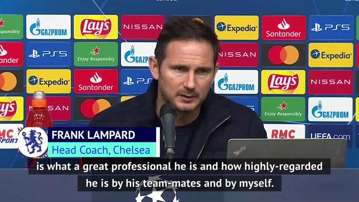 Lampard hails Giroud after match-winning goal