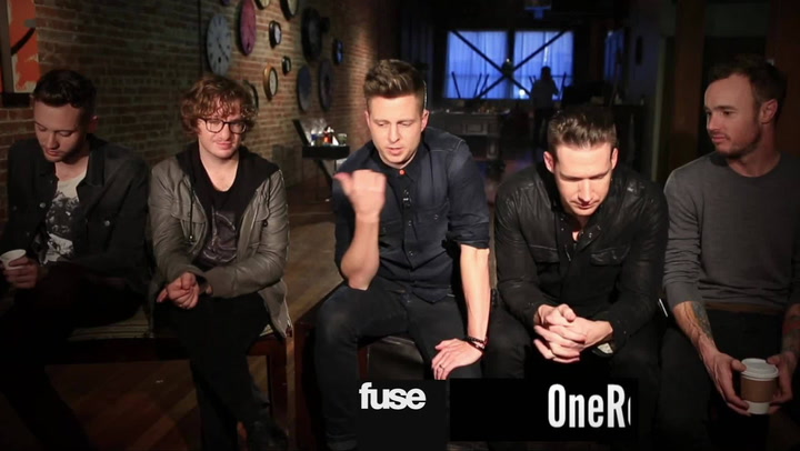 Interviews: One Republic Interview