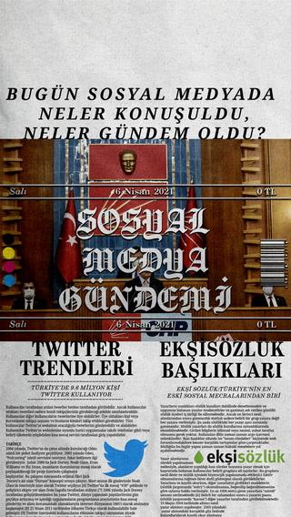 Sosyal medyayı sallayanlar - 6 Nisan
