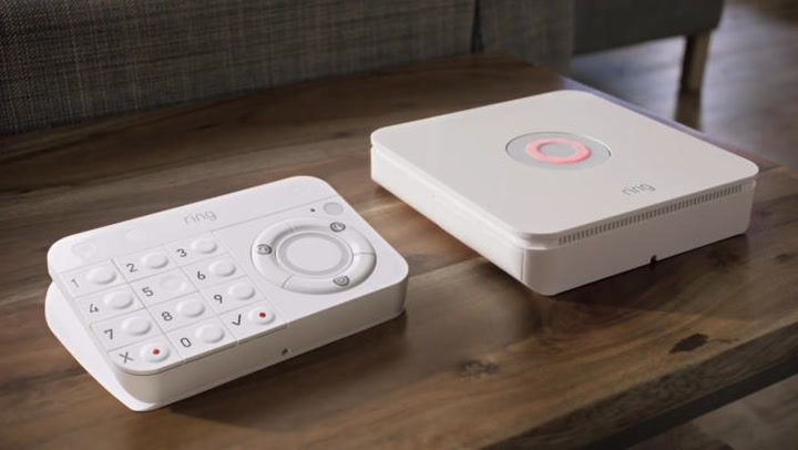 Ring Alarm home security system now available for presale and will