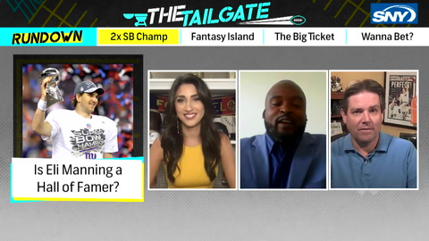 The Tailgate: Two-time Super Bowl champion Mathias Kiwanuka joins the show