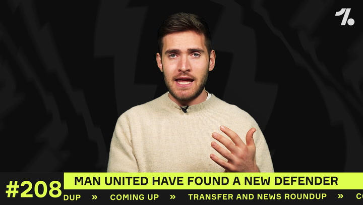 Man United have found a NEW defender