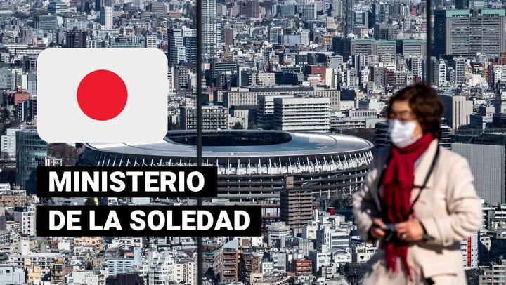 Japón crea Ministerio de la Soledad ante incremento de suicidios