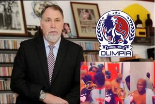 Olimpia contrata abogado tico para defenderse ante Concacaf: