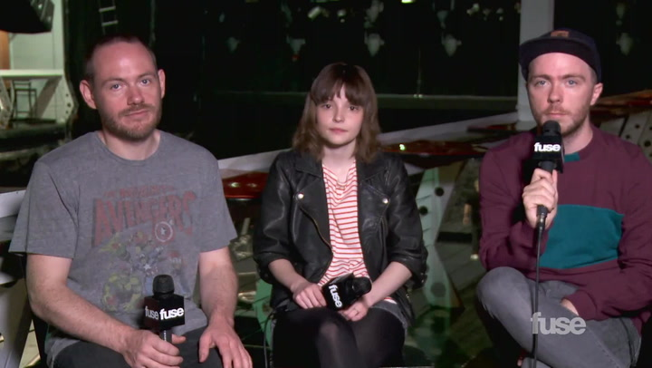 Interviews: Fuse Favorite: Chvrches Interview