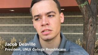 UNLV College Republicans host 9/11 memorial service