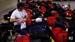 Nevada Task Force 1 Prepares for Hurricane Irma Rescue Mission
