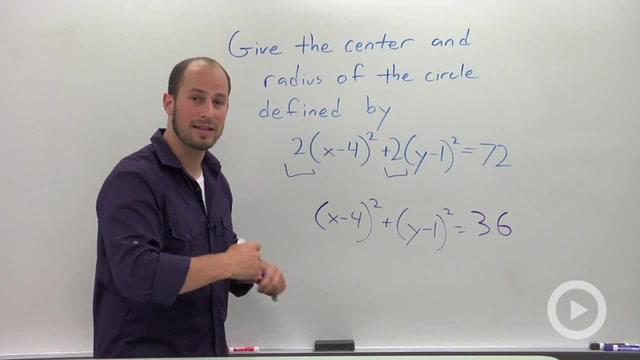 The Circle - Problem 2