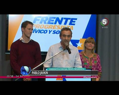 Javkin admitió la derrota y celebró haber duplicado los votos de las Paso