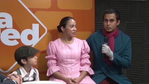 La Red: Nos visita el elenco de Scrooge en Un cuento de Navidad. Programa completo del 5 de diciembre del 2018
