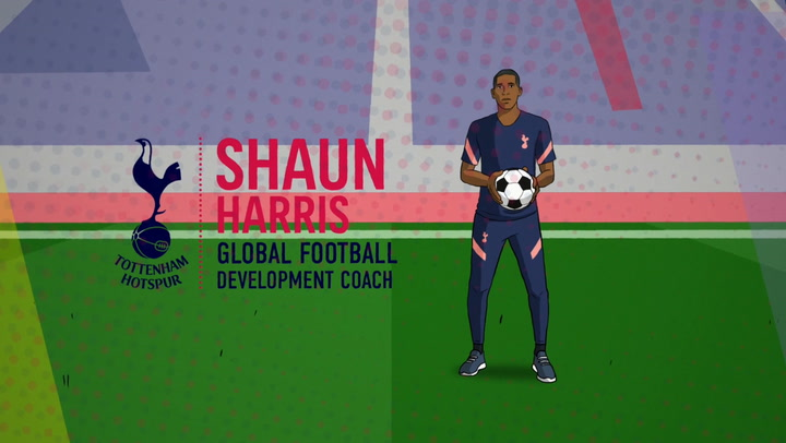 Shaun Harris – Ball Juggling