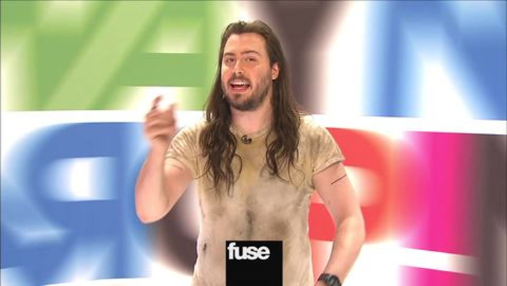 Shows: Party Playlist: Andrew W.K Teaches You to Party Like a Pro Tonight!