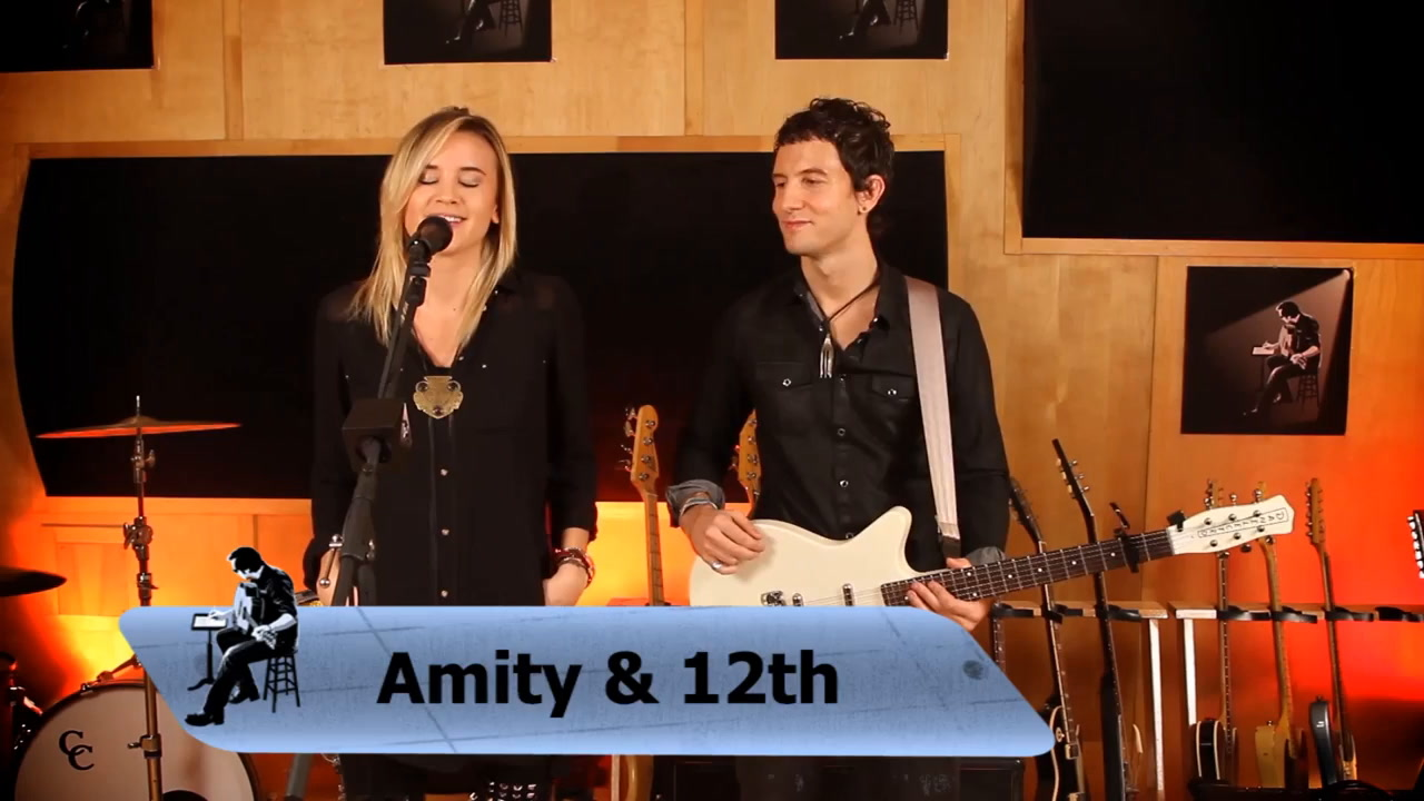 Amity & 12th perform Invincible On The Jimmy Lloyd Songwriter Showcase