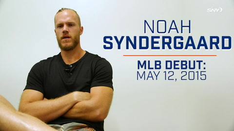 How I Met The Majors: Noah Syndergaard gets the big league call