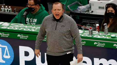 Latest on Knicks' Tom Thibodeau's Coach of the Year odds | What Are The Odds?