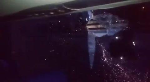 Al menos tres jugadores heridos deja ataque al bus de Motagua