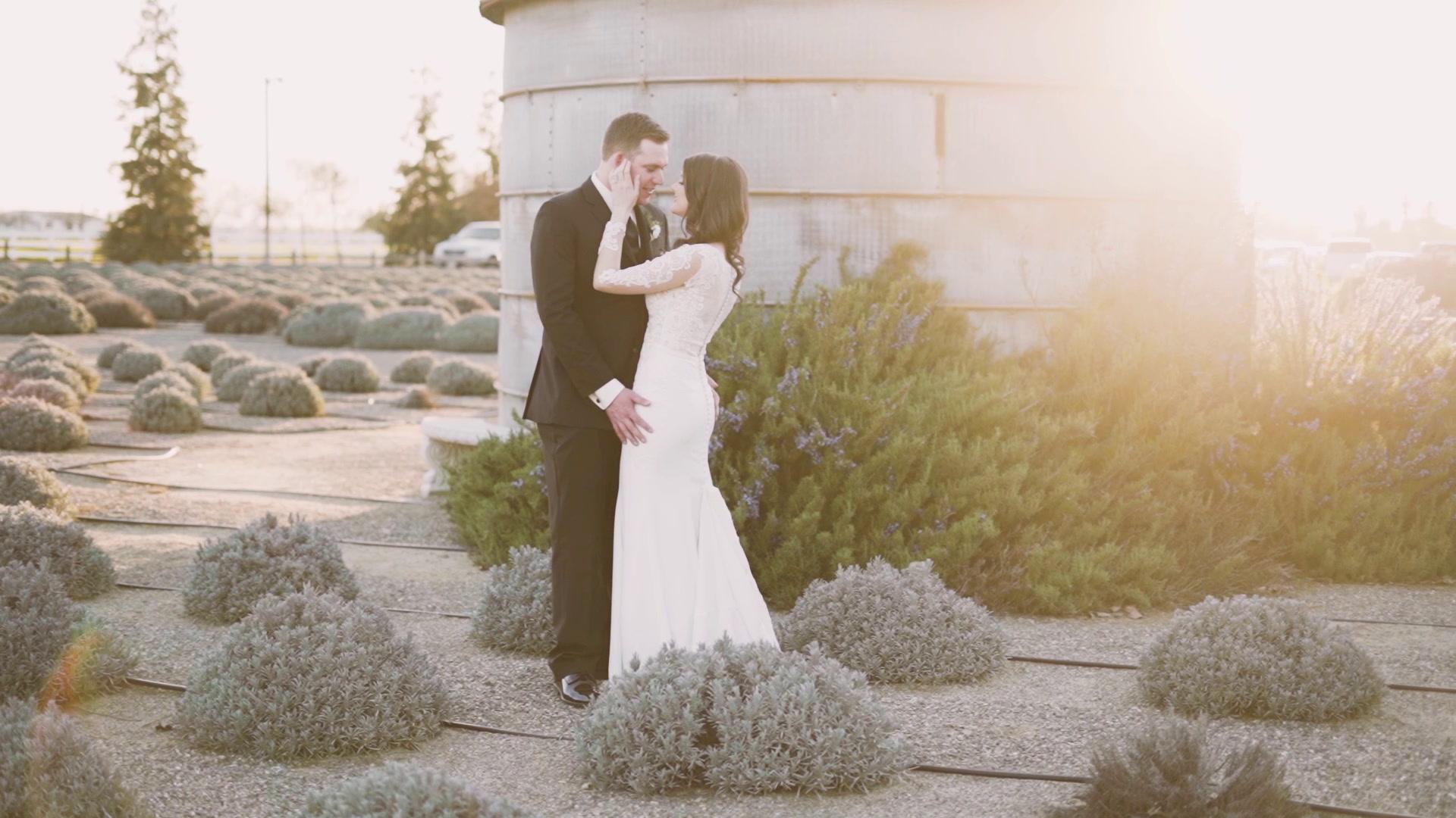 Zach  + Katelynn | Turlock, California | Pageo Lavender Farm