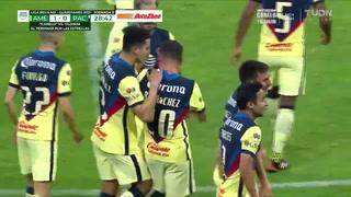 Así fue el golazo de Richard Sánchez que puso de cabeza la Liga MX
