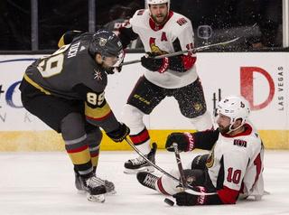 Golden Edge: Vegas loses third straight game