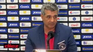 Diego Vázquez elogia a Iván