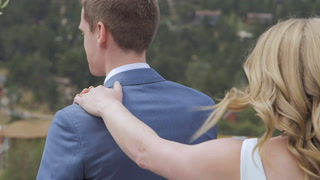Meghan + Tyler | Estes Park, Colorado | SkyView at Fall River