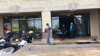 Car crashes into Papa Murphy's Pizza shop