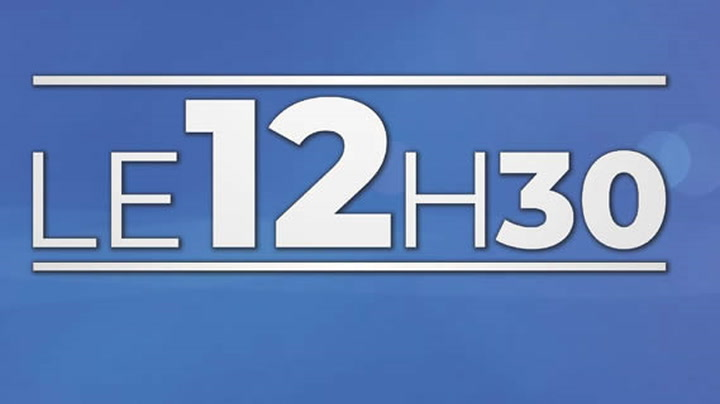 Replay Le 12h30 - Jeudi 16 Septembre 2021