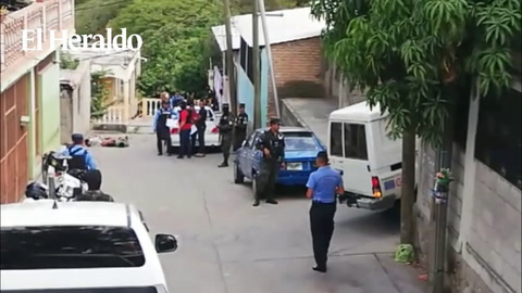 Un Muerto y varios detenidos deja enfrentamiento en la colonia Oscar A. Flores