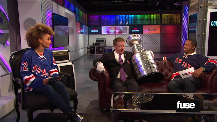 "Shows: Top 20: Mike Bolt: The Stanley Cup Used to ""Get Mobbed"" When Players Went Out"