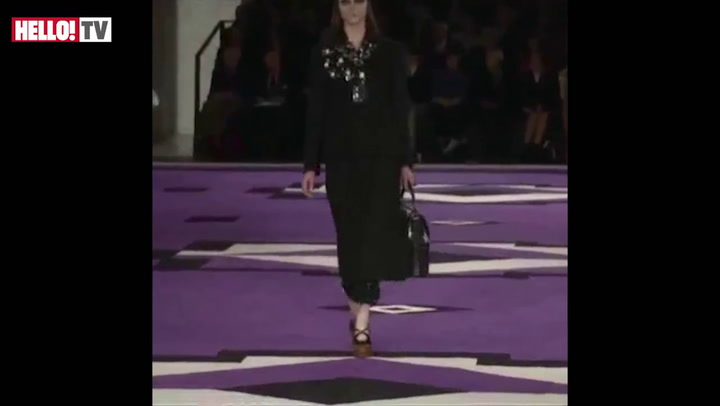 Milan Fashion Week: Prada Autumn/Winter Collection