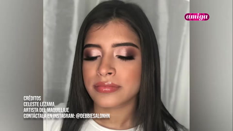 Un make up natural pero luminoso