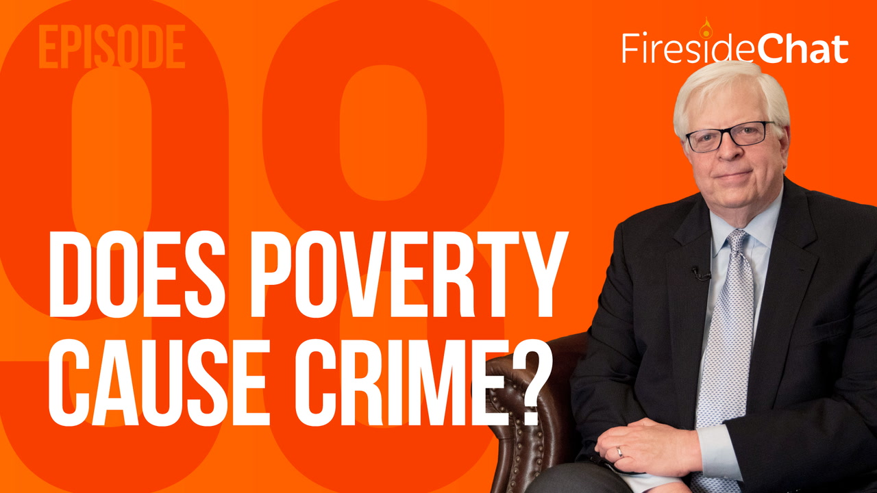 Ep. 98 - Does Poverty Cause Crime?